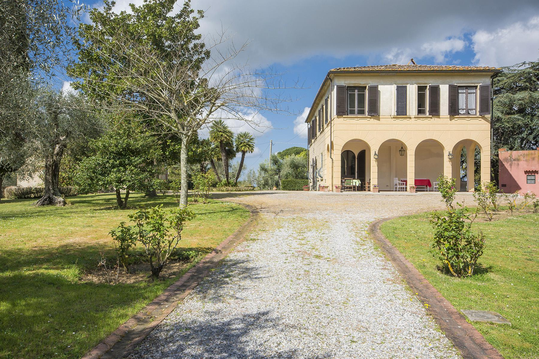 Elégante villa sur les collines toscanes - 23