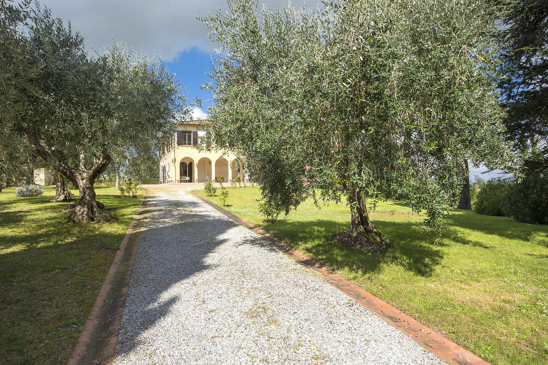 Elégante villa sur les collines toscanes - 14