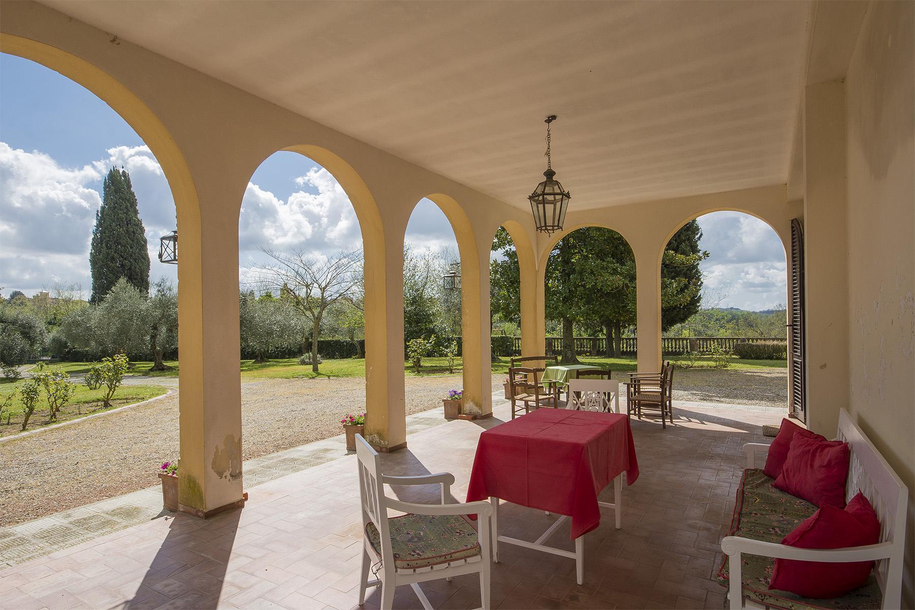 Elégante villa sur les collines toscanes - 6