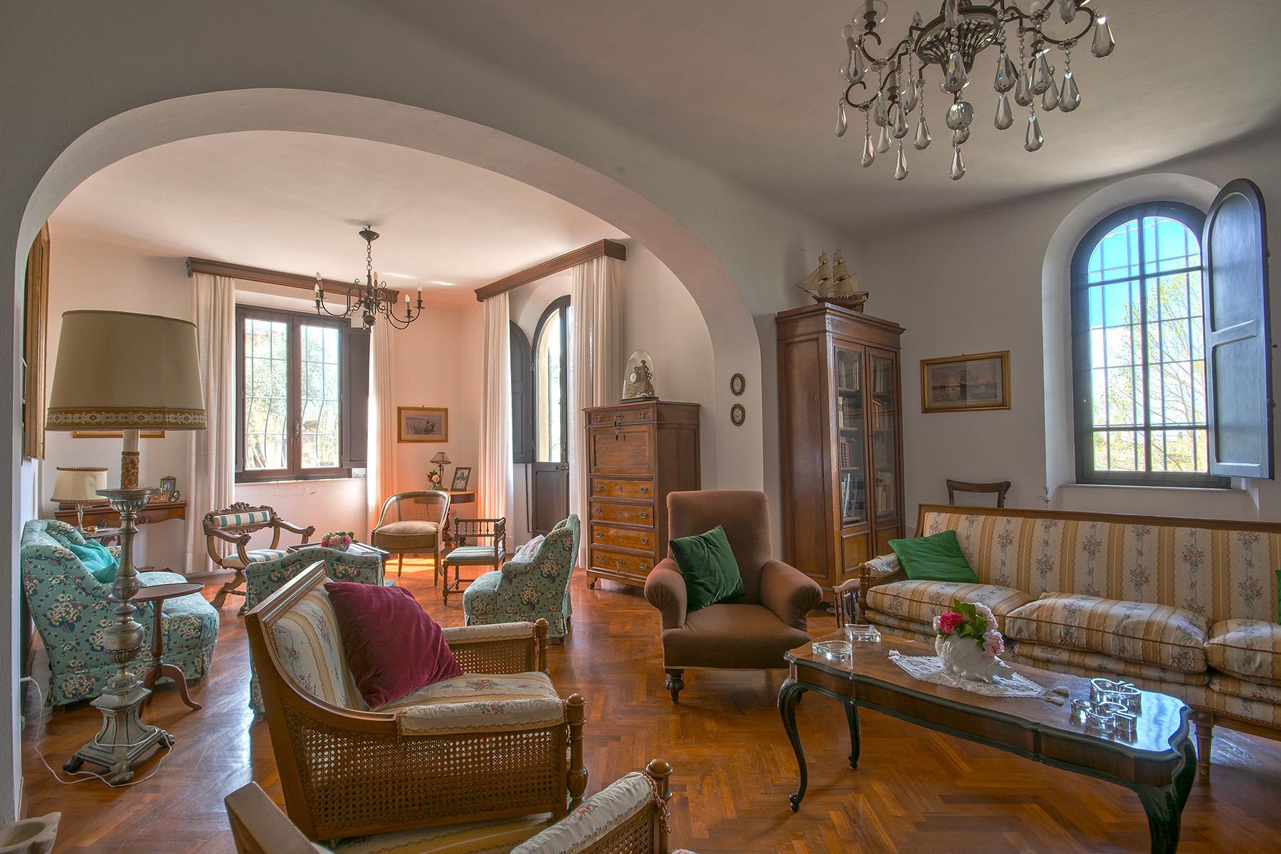 Elégante villa sur les collines toscanes - 18