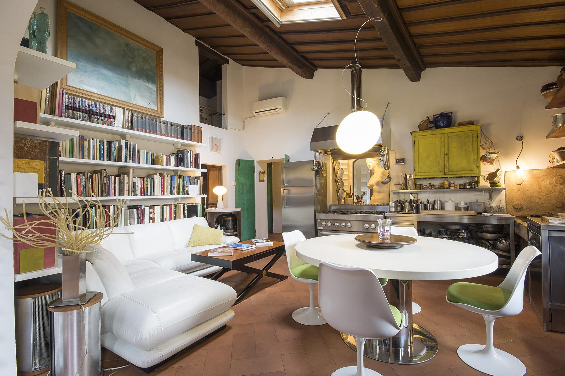 Charming apartment in the heart of Florence with terrace - 10