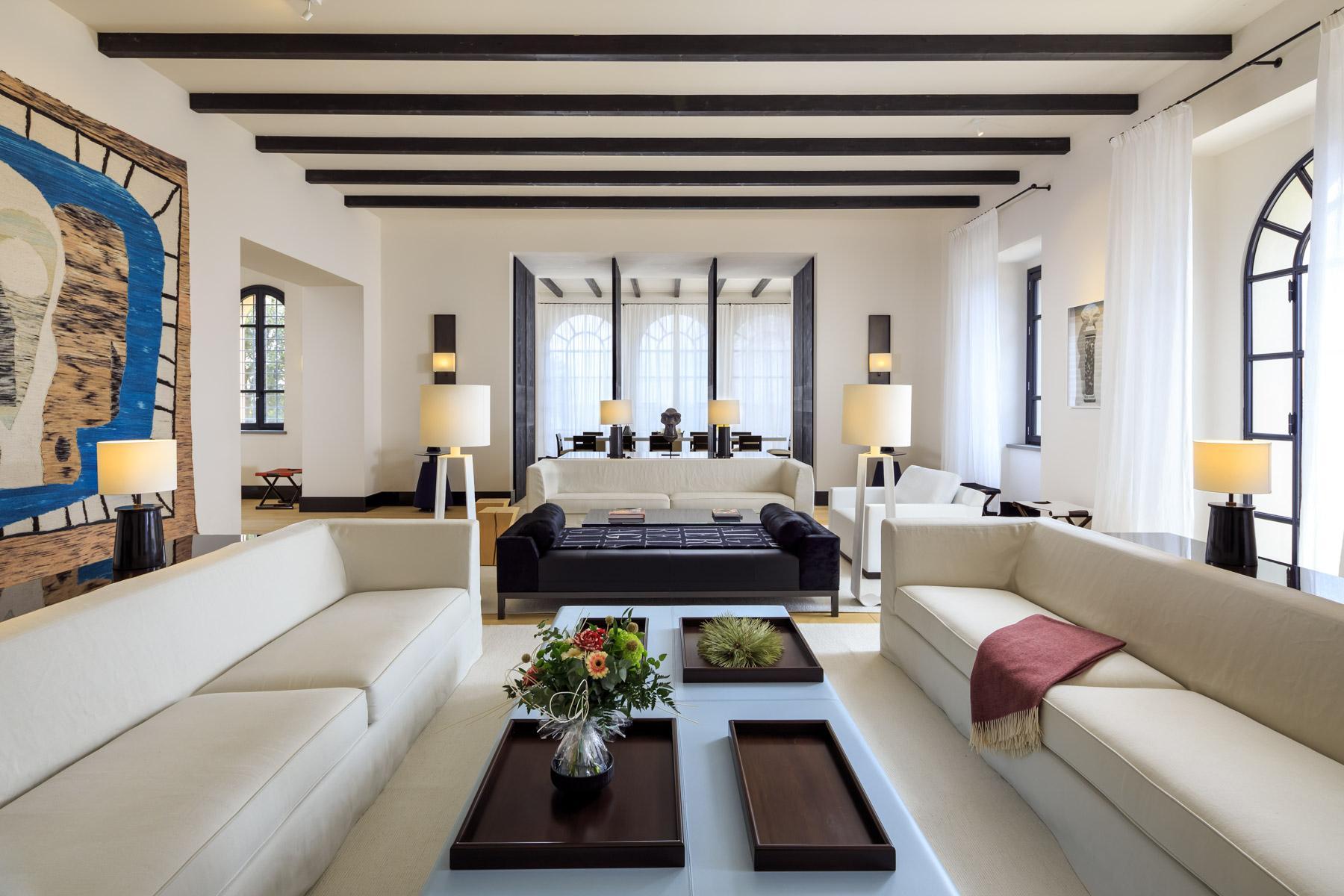 Prächtige Jugend-Stil Villa auf den Hügeln von Gubbio - 1