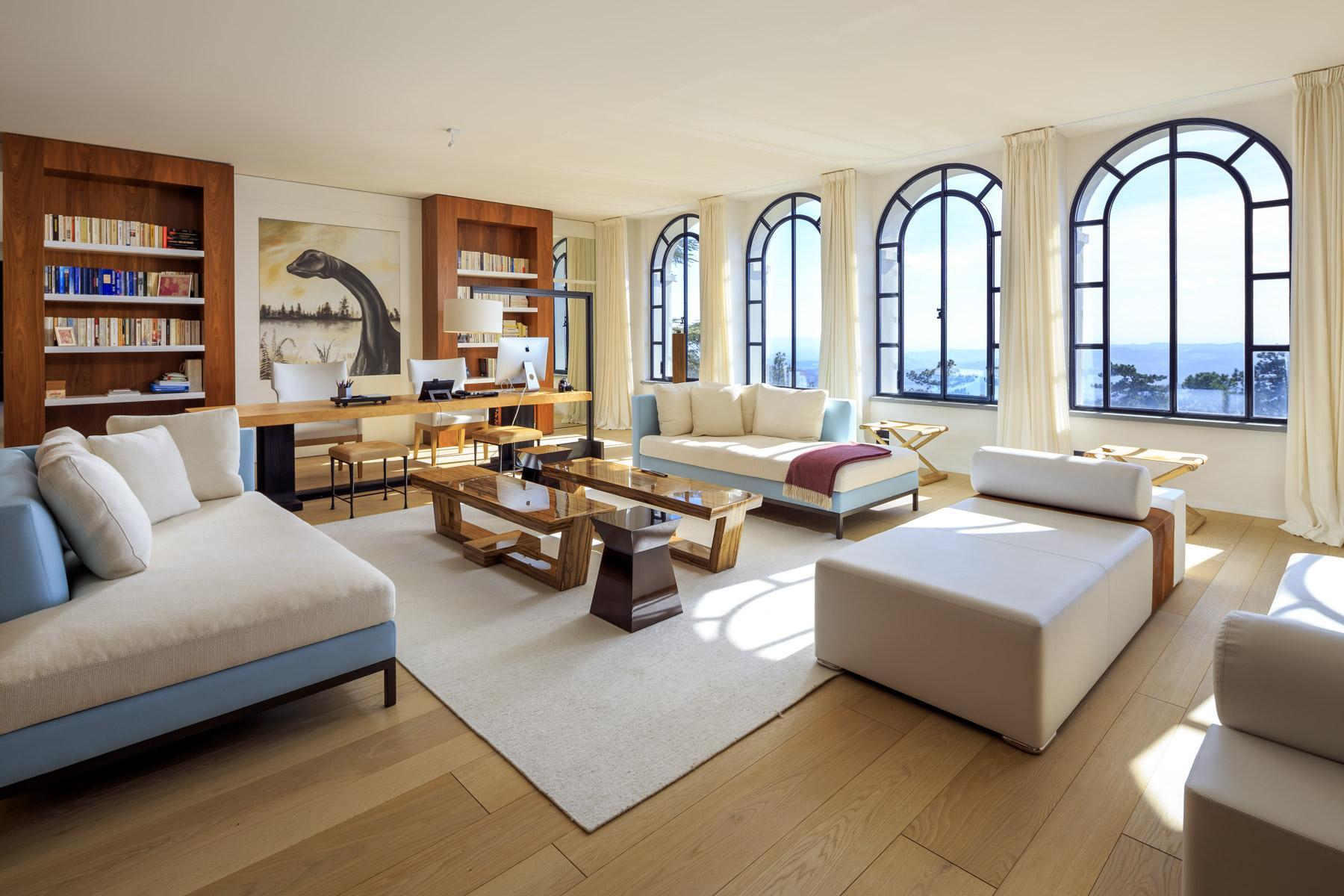 Prächtige Jugend-Stil Villa auf den Hügeln von Gubbio - 7