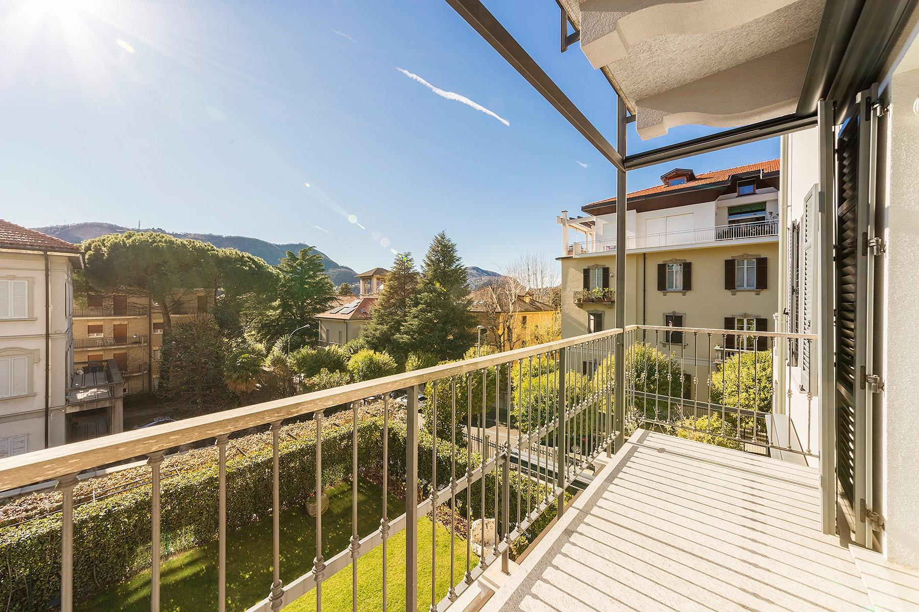 Elegant apartment in the historical centre of Como - 1
