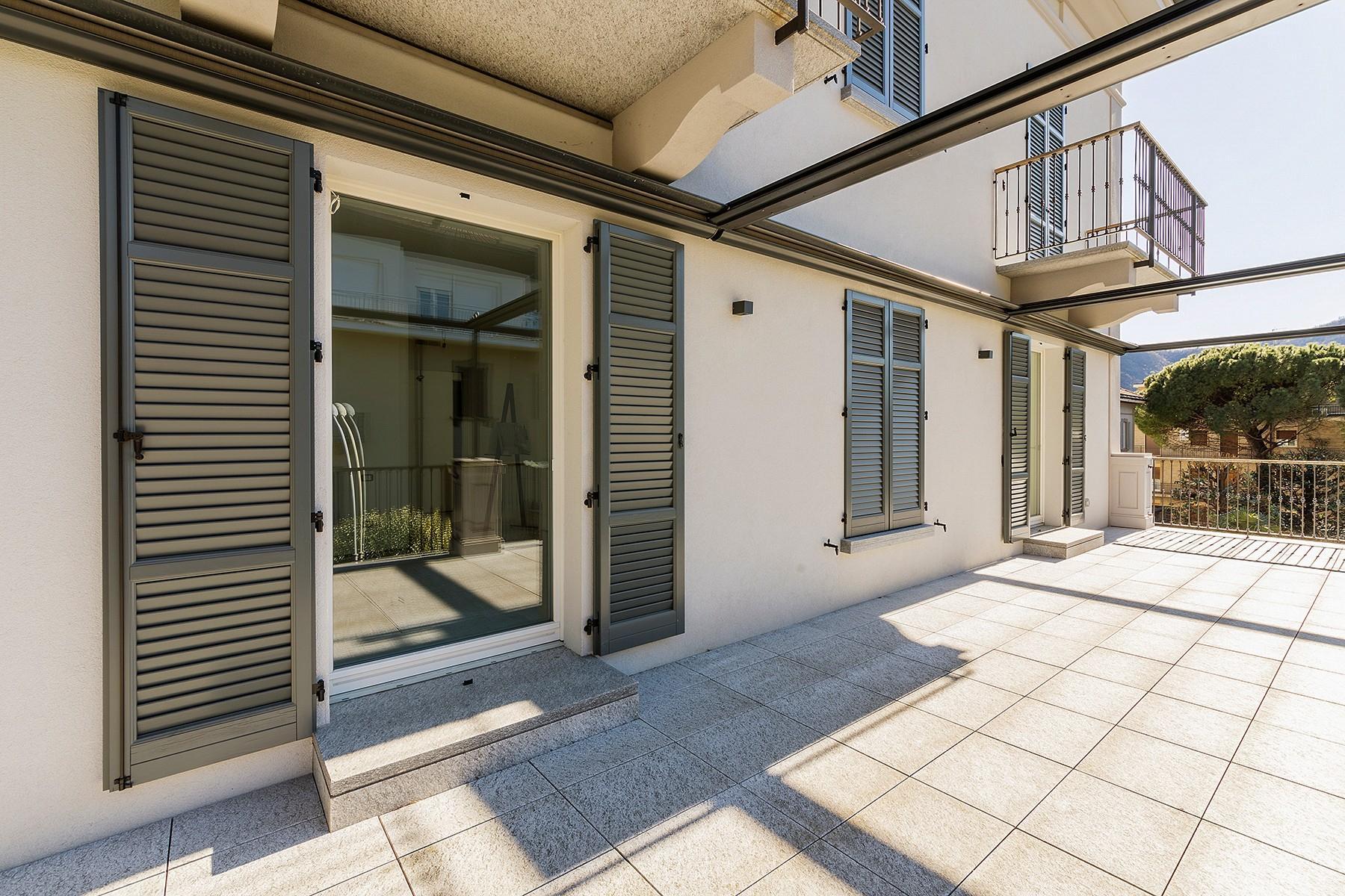 Элегантная квартира в центре города Комо - 10