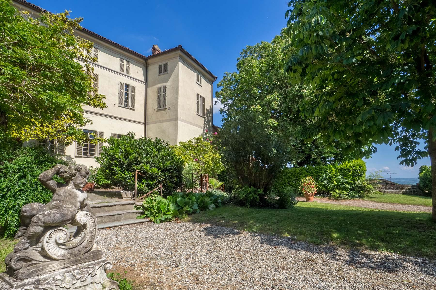 Enchanting historical villa in the heart of the Monferrato region - 1
