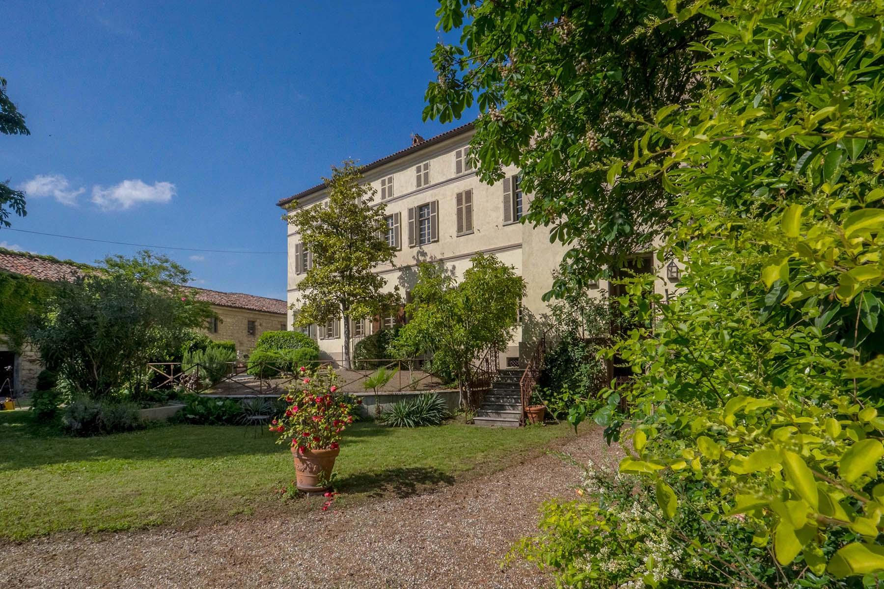 Enchanting historical villa in the heart of the Monferrato region - 28