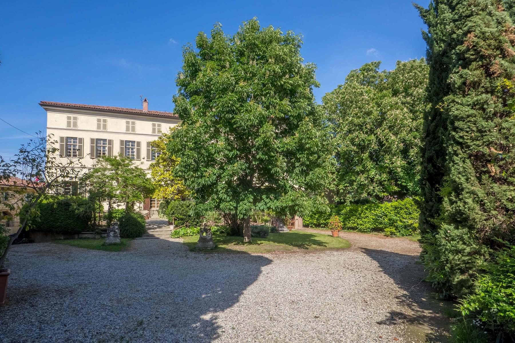 Enchanting historical villa in the heart of the Monferrato region - 29