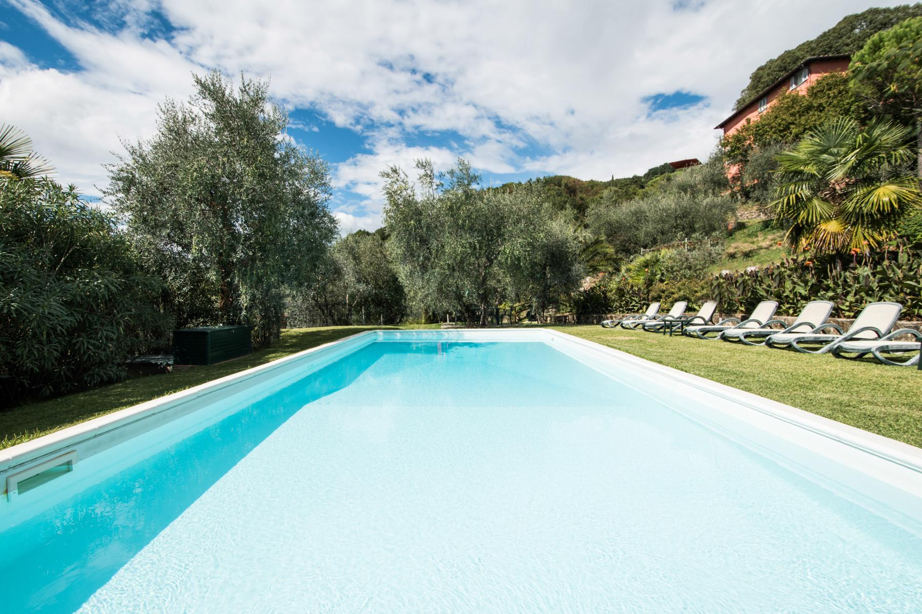 Marvelous villa in the countryside of Lucca - 26