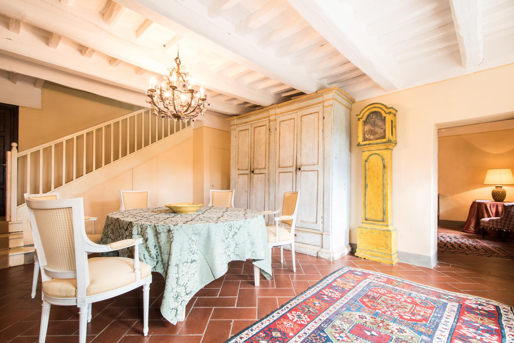 Marvelous villa in the countryside of Lucca - 29