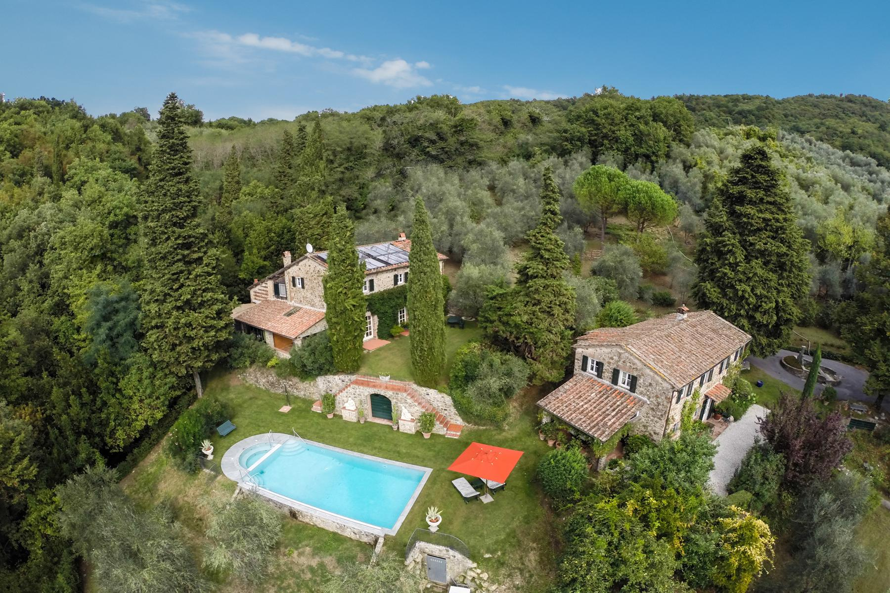 Marvelous villa in the countryside of Lucca - 41