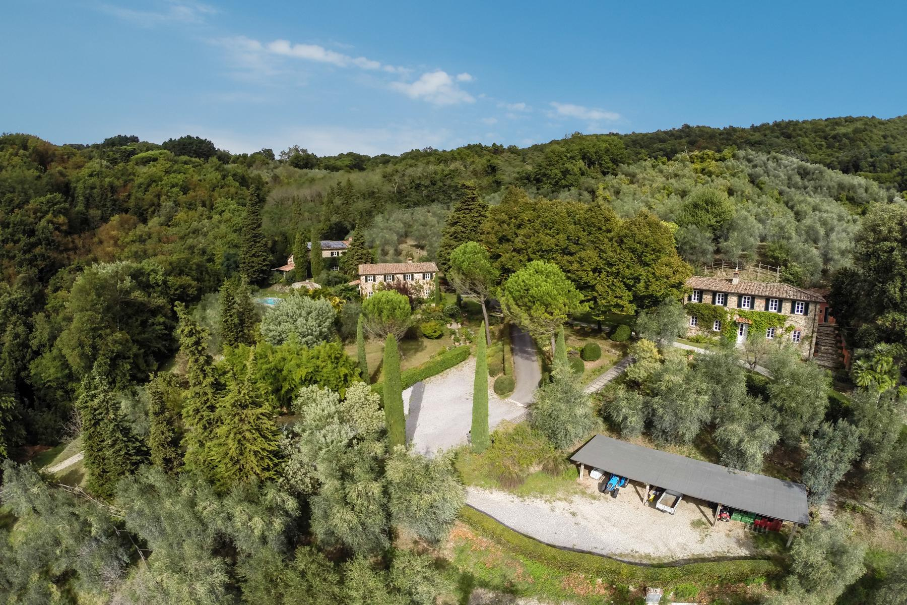 Marvelous villa in the countryside of Lucca - 47
