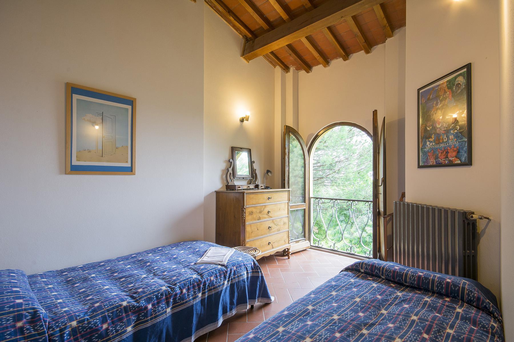 Pescia小山丘上美丽的乡间农舍 - 23