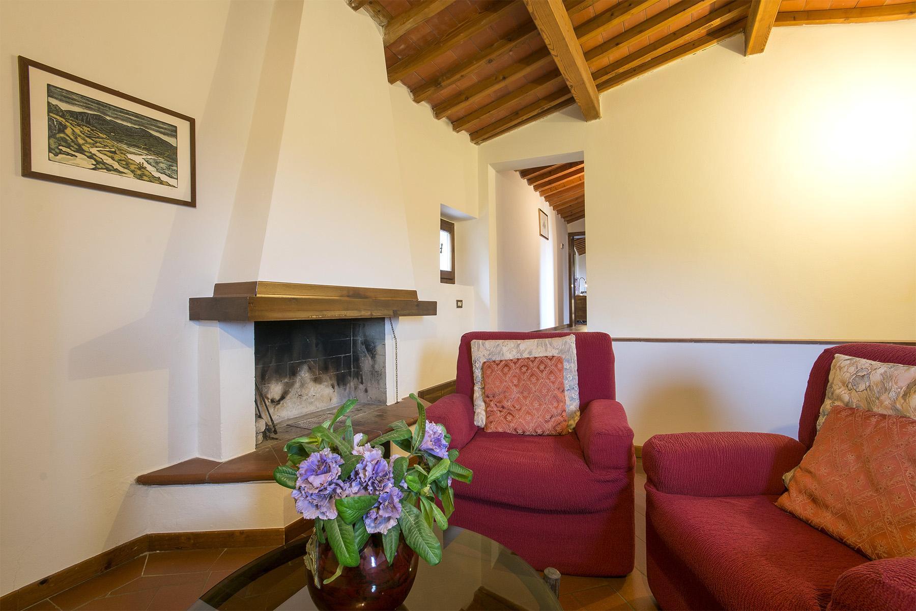 Belle maison de campagne dans les collines de Pescia - 16