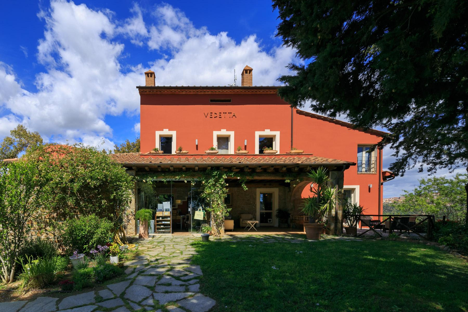 Historic Villa with stunning views over the Gulf of Scarlino - 3
