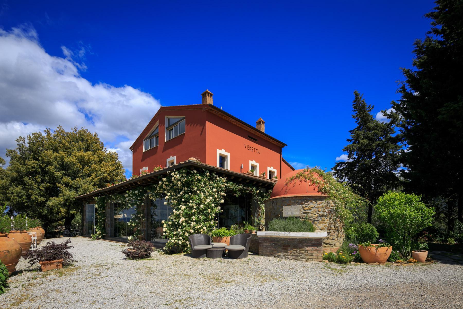 Villa historique avec vue imprenable sur le golfe de Scarlino - 4