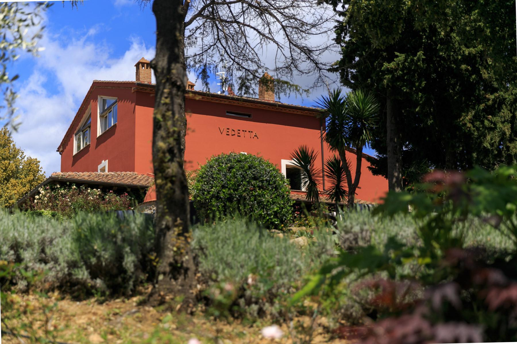 Luxus-Villa mit Blick auf den Golf Scarlino - 12