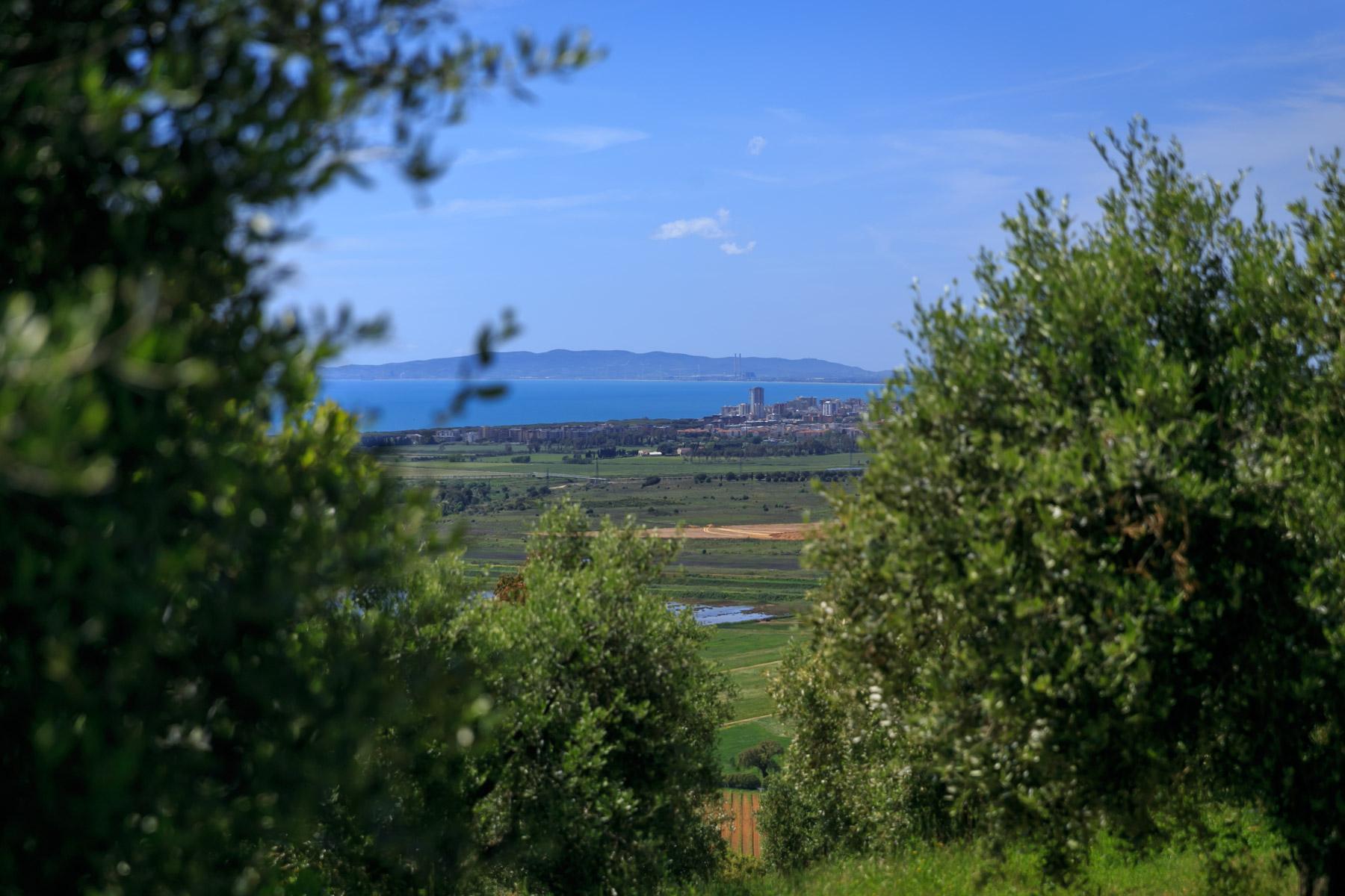 Luxus-Villa mit Blick auf den Golf Scarlino - 13
