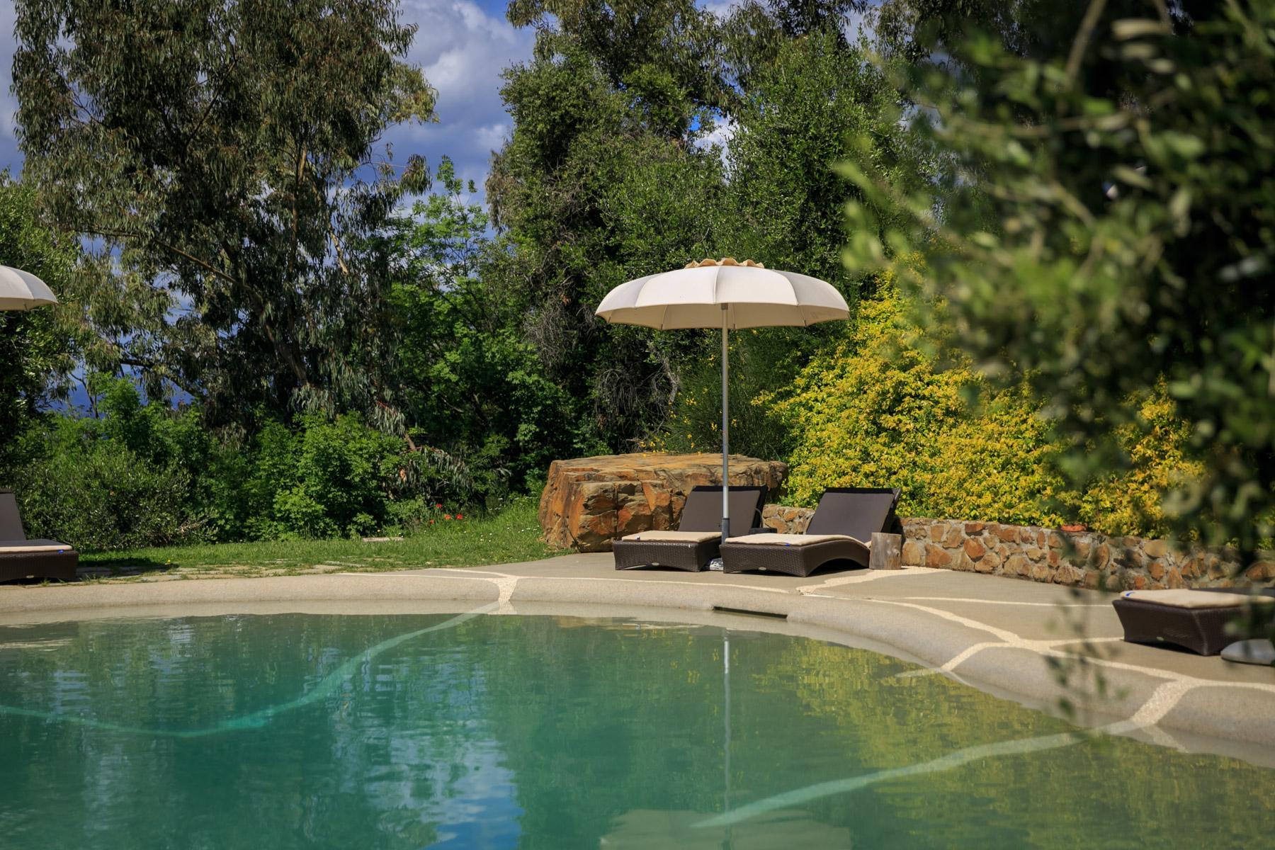 Luxus-Villa mit Blick auf den Golf Scarlino - 14
