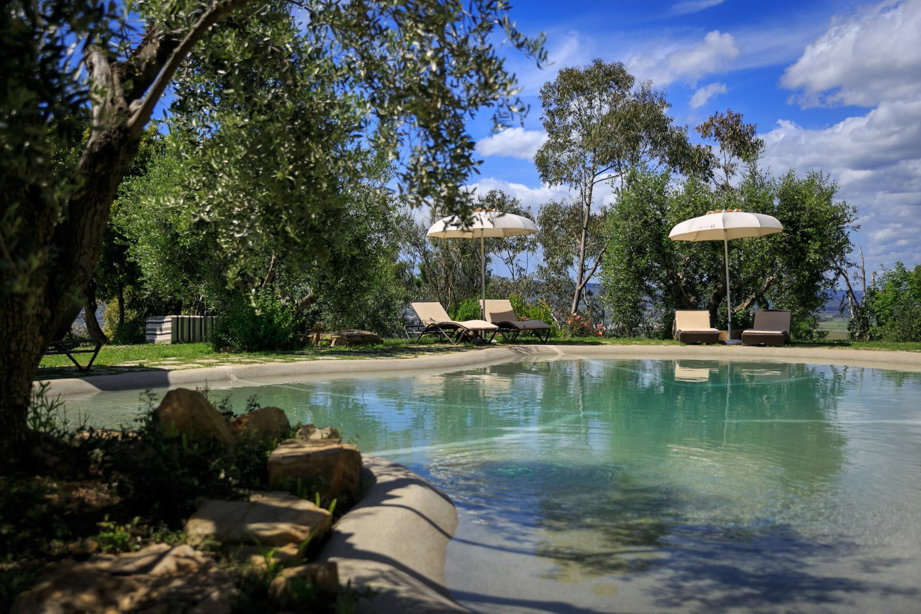 Luxus-Villa mit Blick auf den Golf Scarlino - 15
