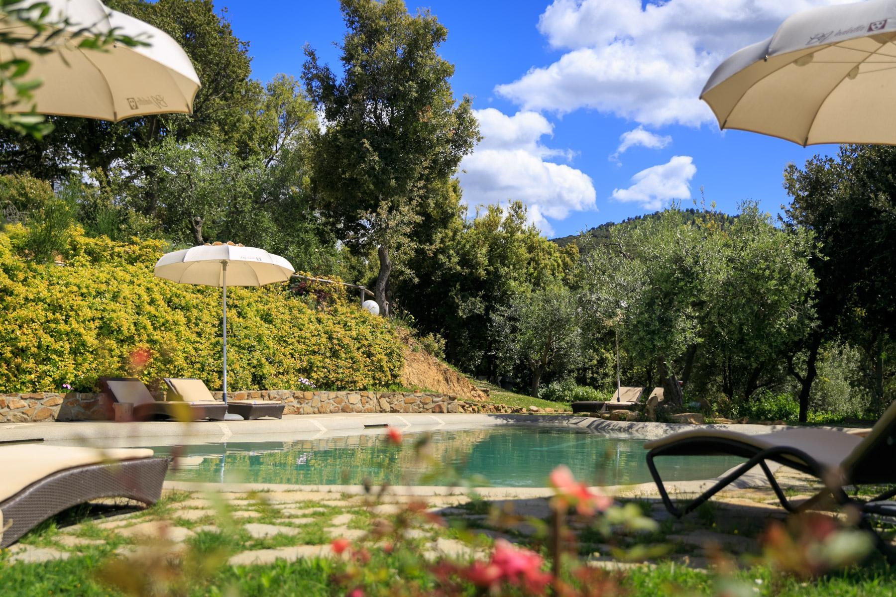 Luxus-Villa mit Blick auf den Golf Scarlino - 17