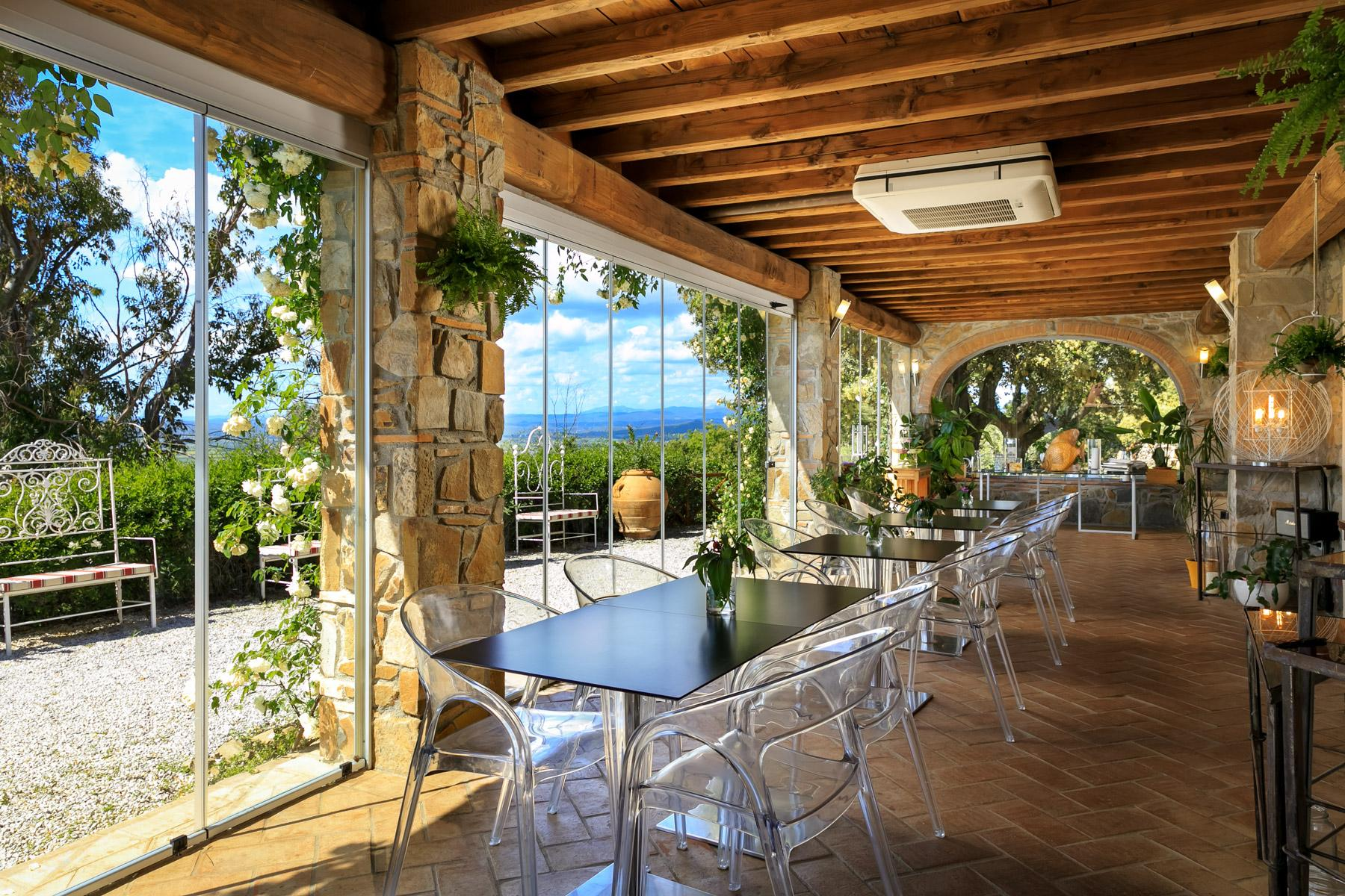Historic Villa with stunning views over the Gulf of Scarlino - 19