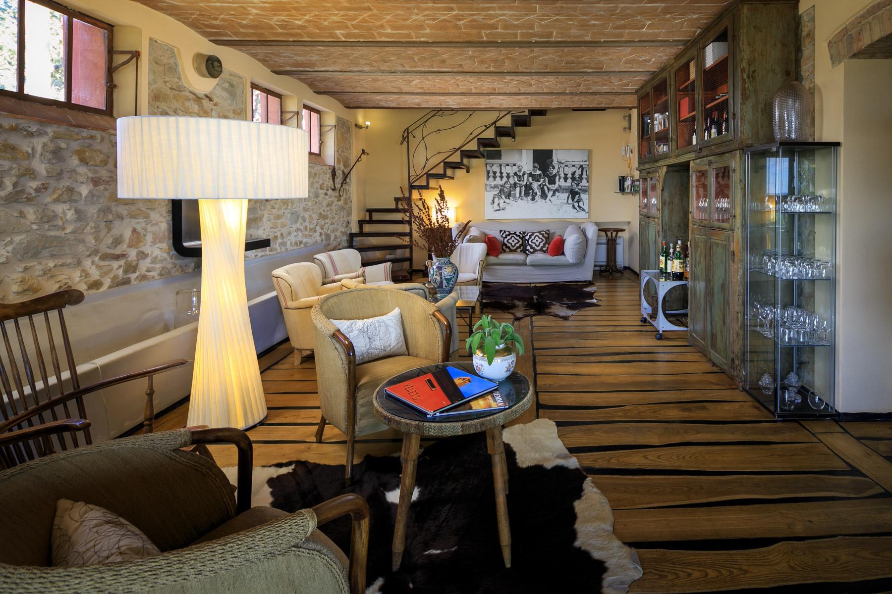 Luxus-Villa mit Blick auf den Golf Scarlino - 23
