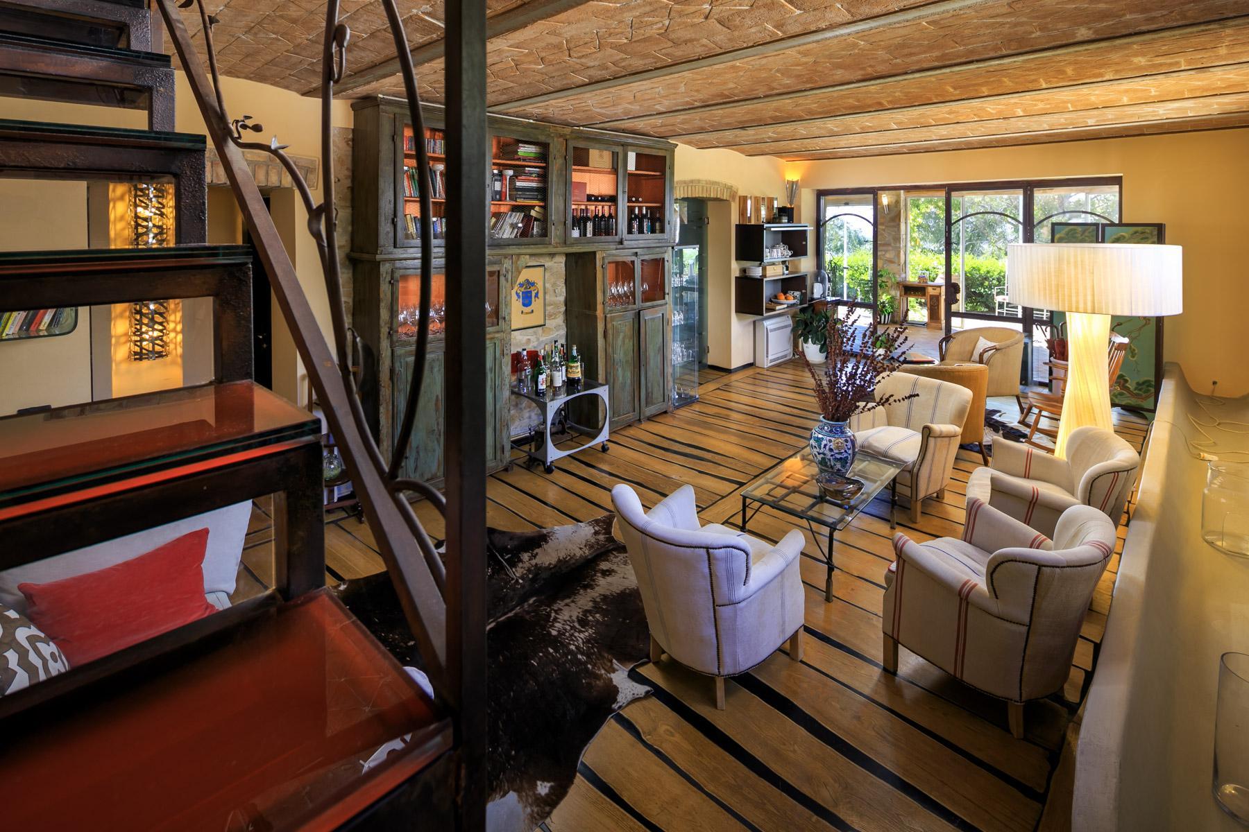 Luxus-Villa mit Blick auf den Golf Scarlino - 24