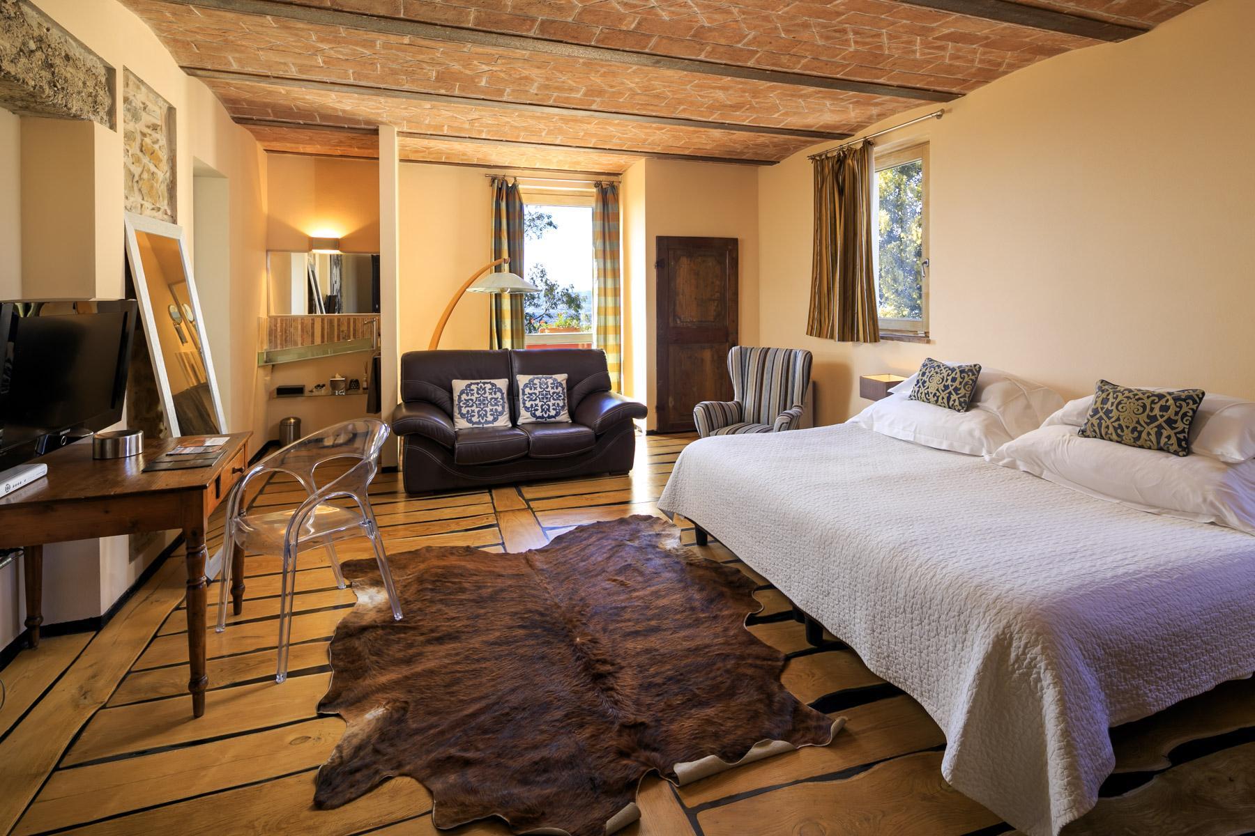Luxus-Villa mit Blick auf den Golf Scarlino - 27