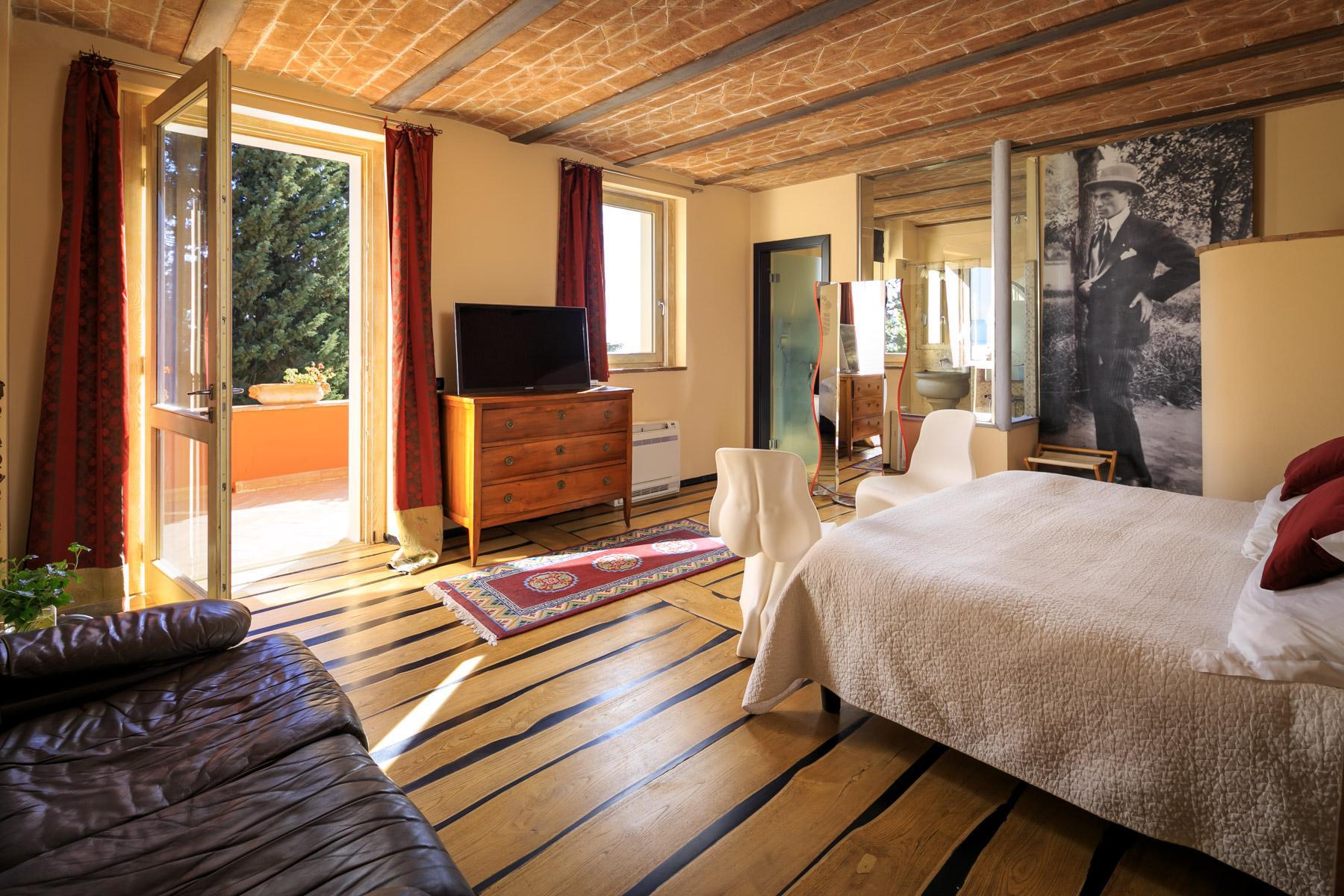 Luxus-Villa mit Blick auf den Golf Scarlino - 31