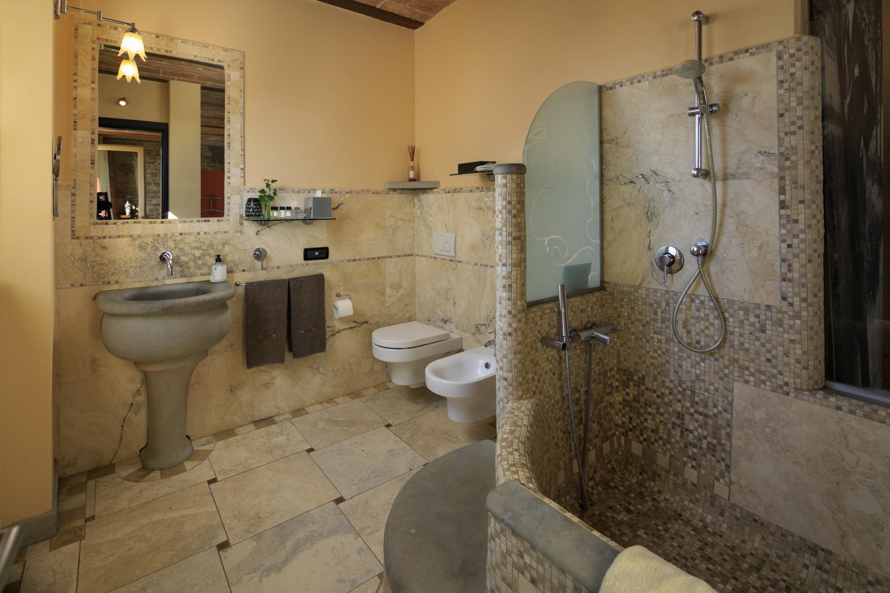 Luxus-Villa mit Blick auf den Golf Scarlino - 32
