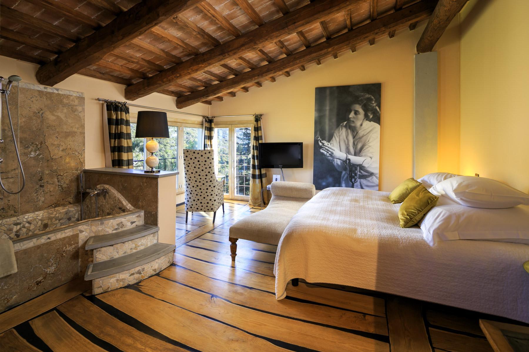 Luxus-Villa mit Blick auf den Golf Scarlino - 34