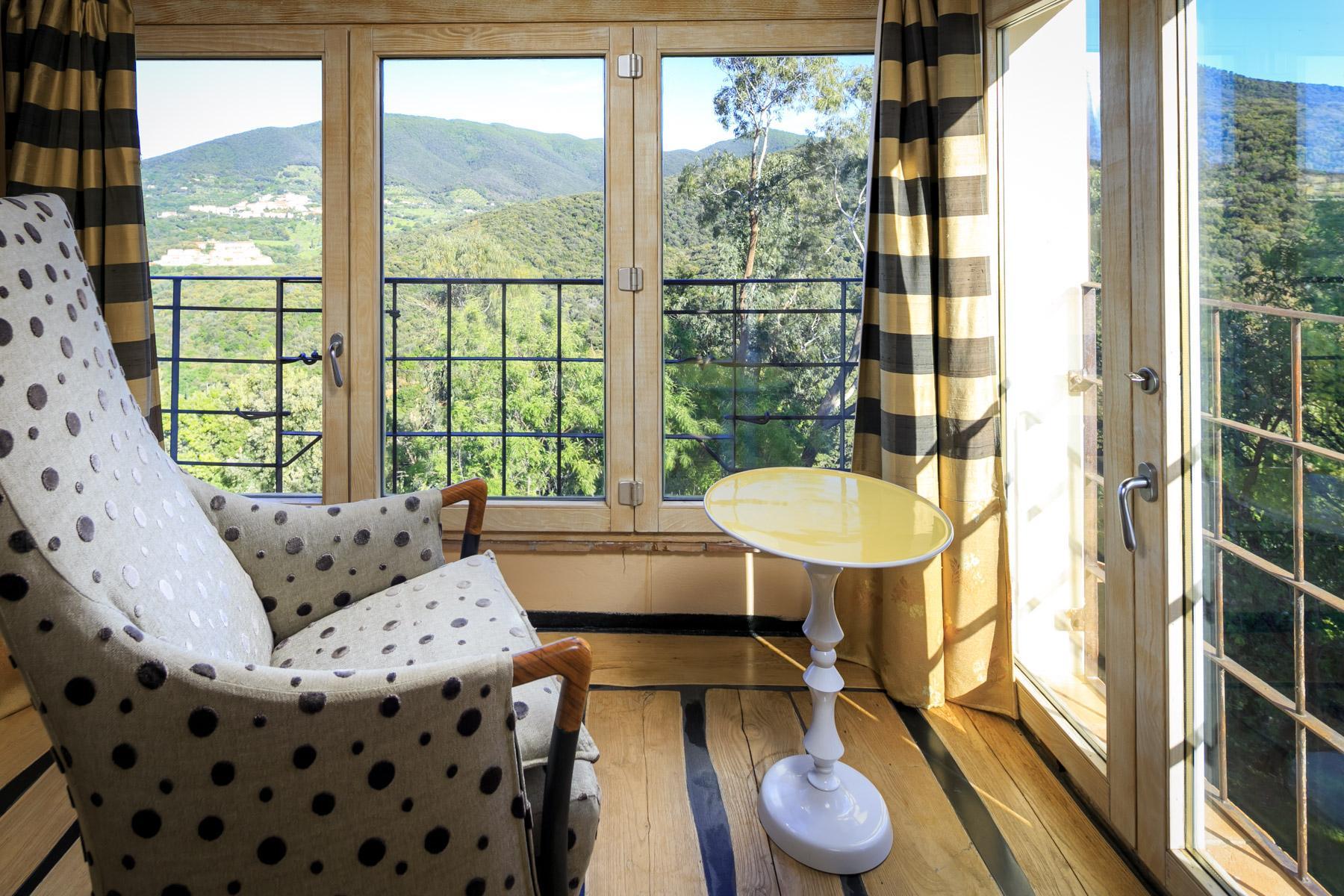 Luxus-Villa mit Blick auf den Golf Scarlino - 35