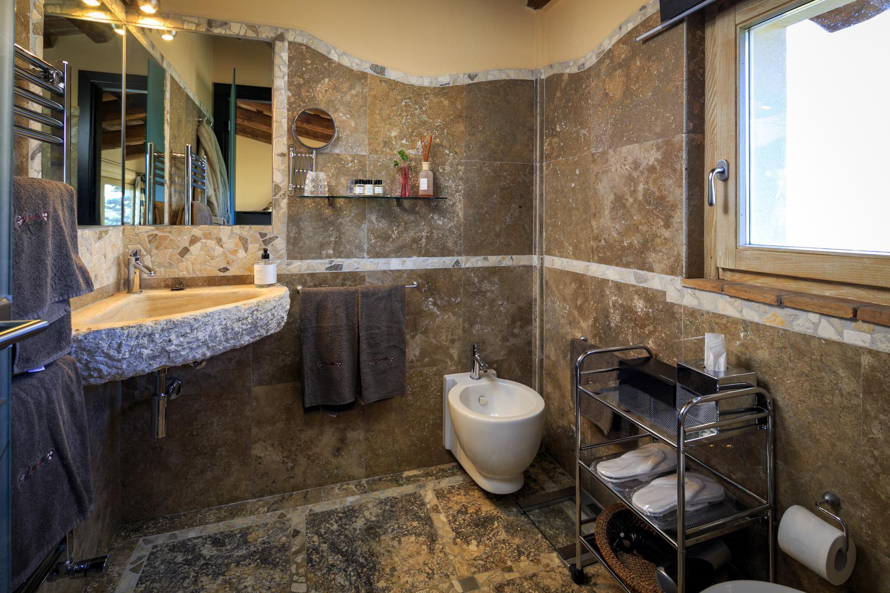 Luxus-Villa mit Blick auf den Golf Scarlino - 36