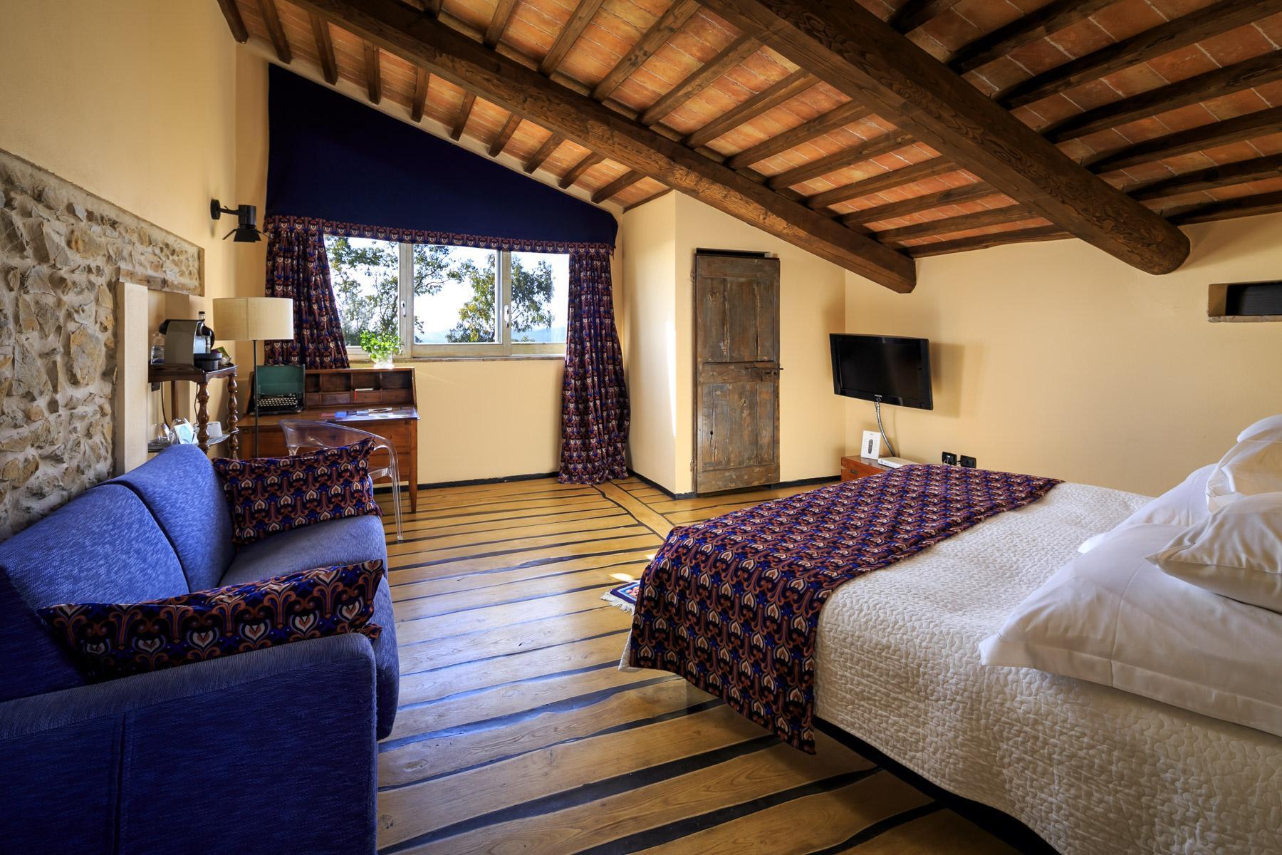 Luxus-Villa mit Blick auf den Golf Scarlino - 37