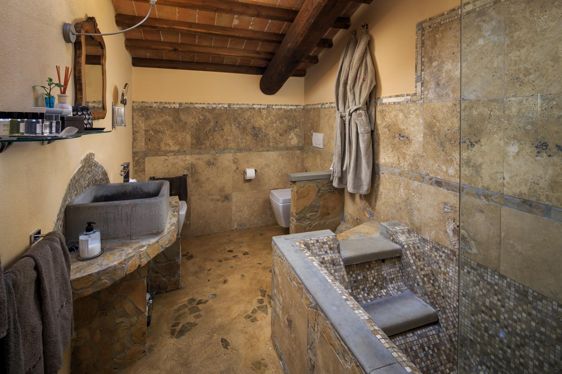Luxus-Villa mit Blick auf den Golf Scarlino - 38