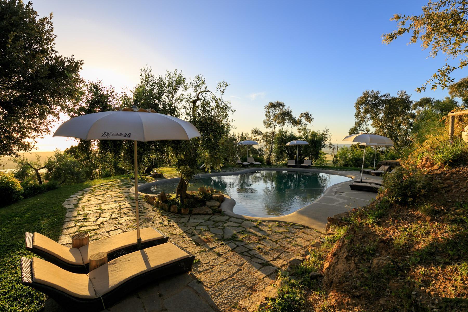 Luxus-Villa mit Blick auf den Golf Scarlino - 42