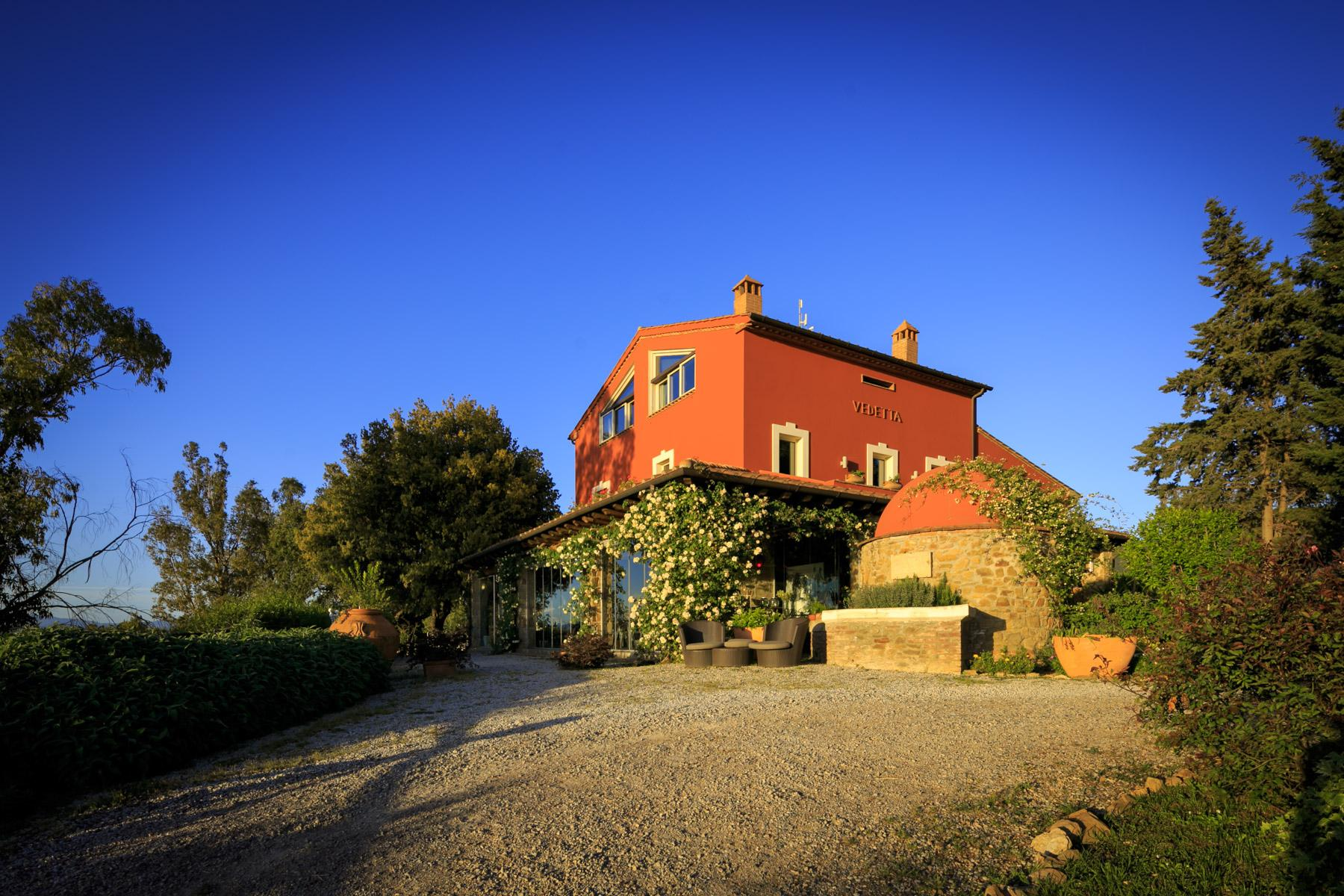 Luxus-Villa mit Blick auf den Golf Scarlino - 43