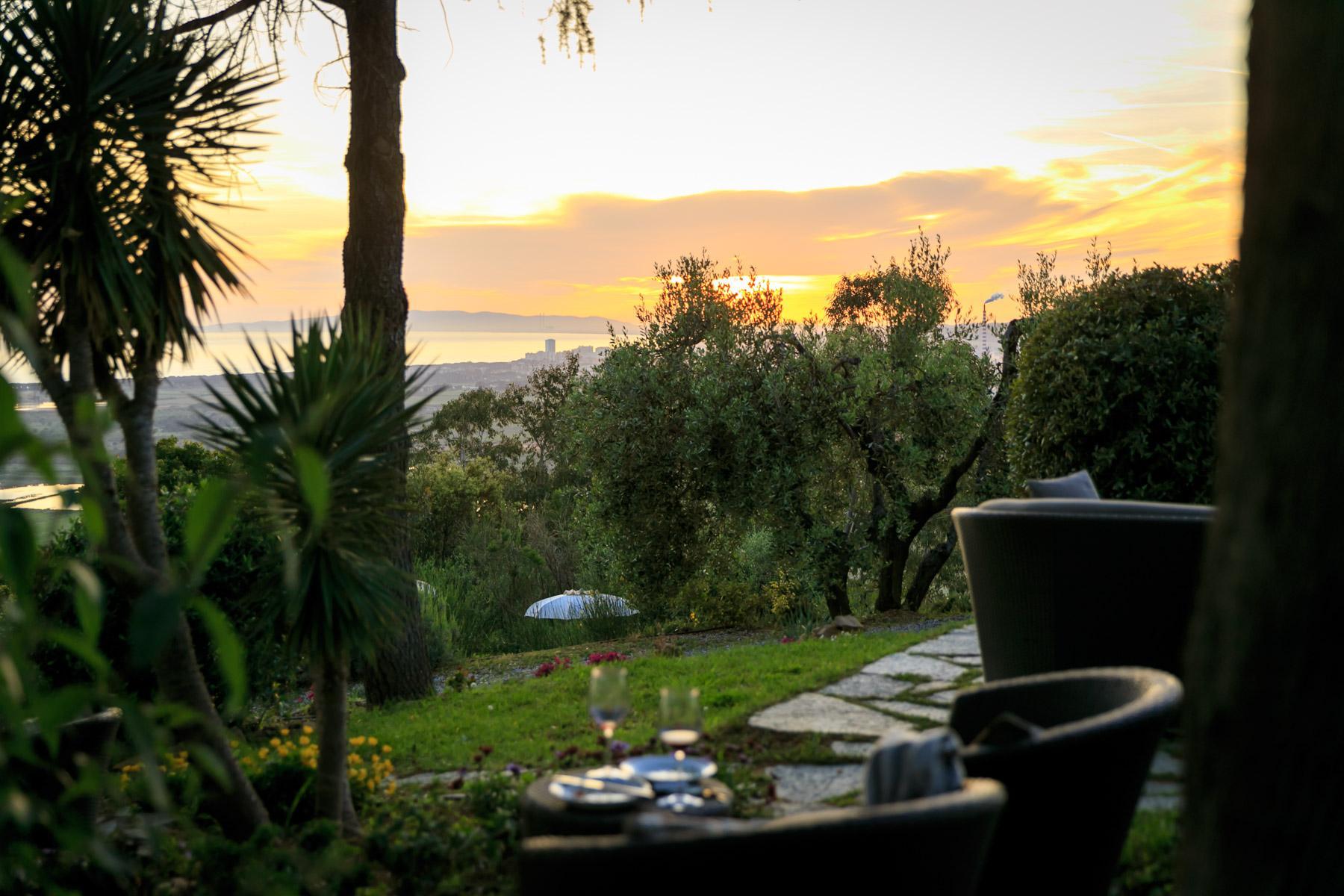 Luxus-Villa mit Blick auf den Golf Scarlino - 45