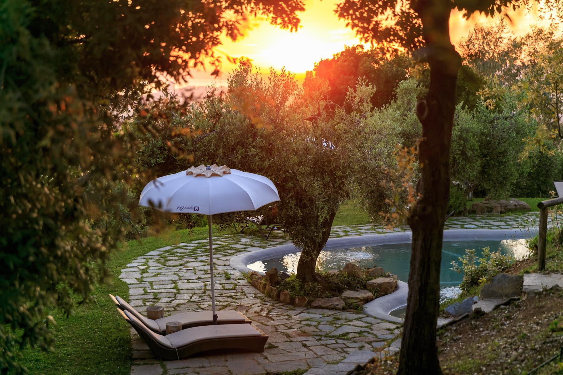 Luxus-Villa mit Blick auf den Golf Scarlino - 47