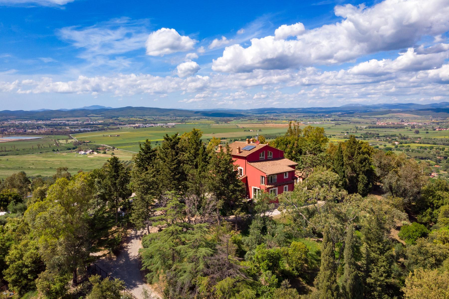 Luxus-Villa mit Blick auf den Golf Scarlino - 18