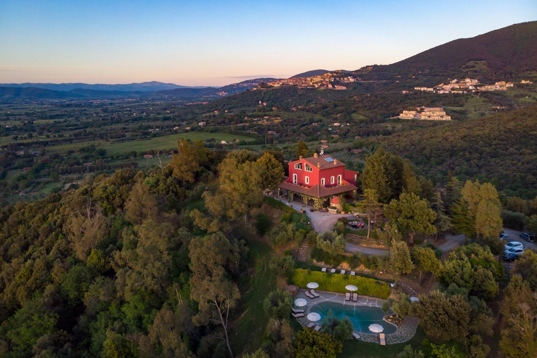 Historic Villa with stunning views over the Gulf of Scarlino - 48