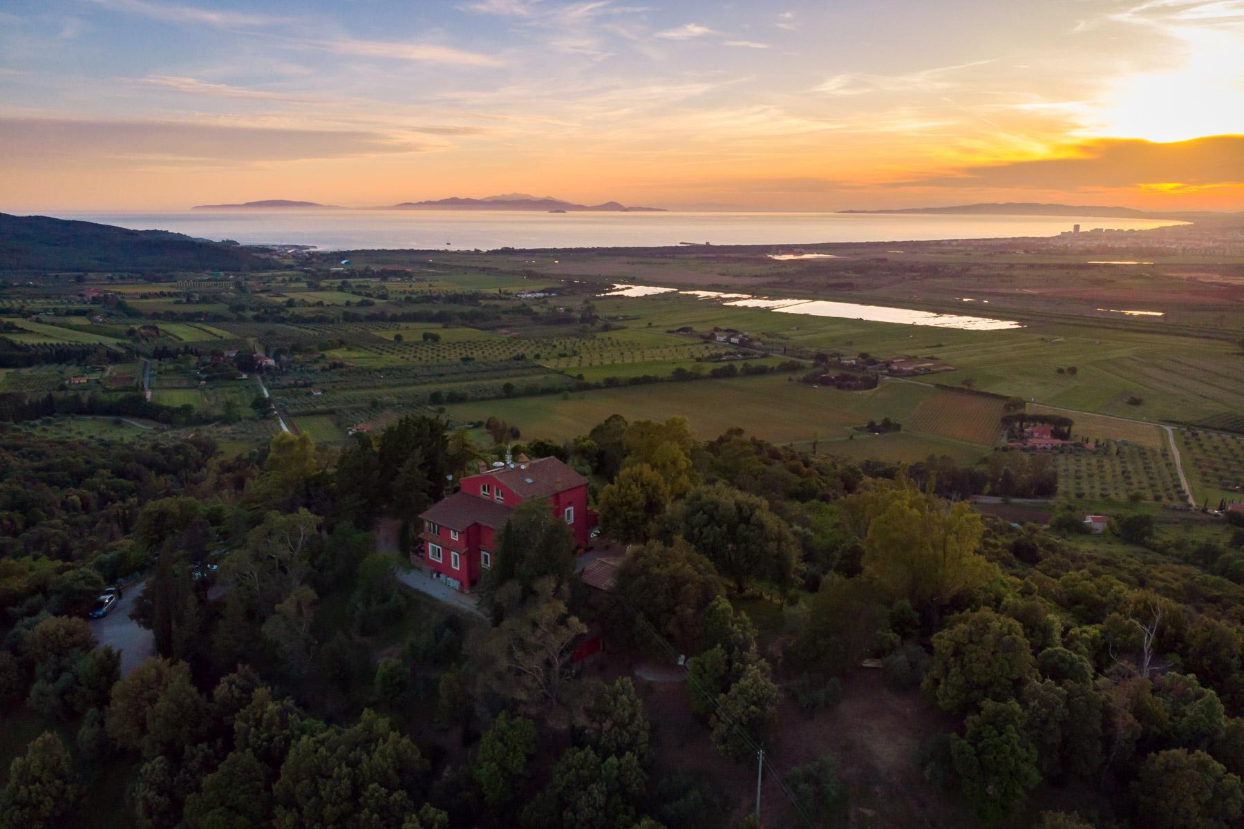 Historic Villa with stunning views over the Gulf of Scarlino - 5