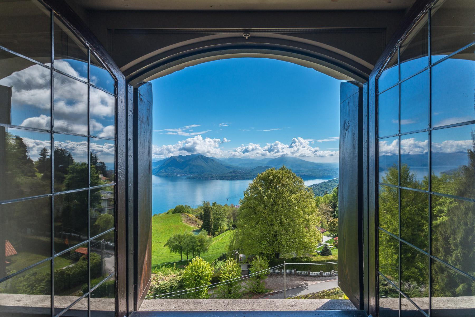 Charmante villa historique sur les collines de Stresa - 5