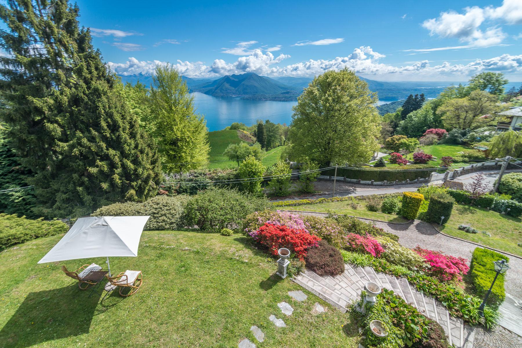Charming historic villa on the hills of Stresa - 19