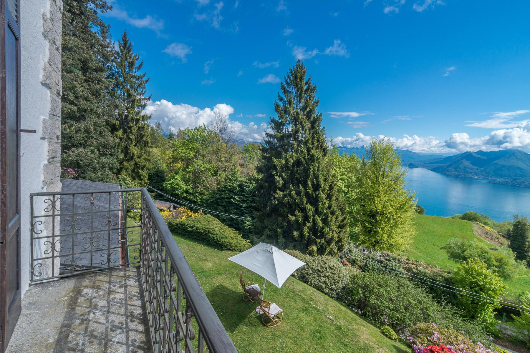 Charming historic villa on the hills of Stresa - 20