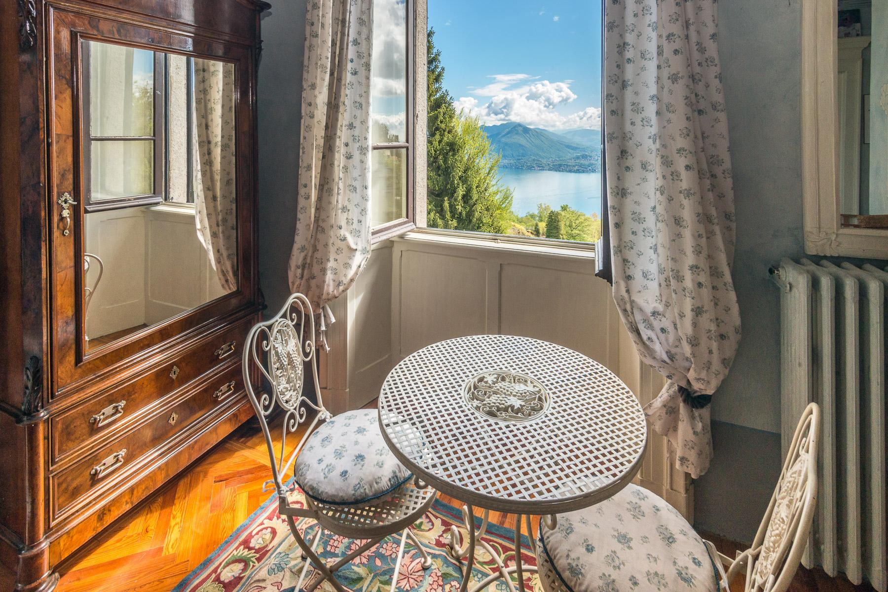 Charming historic villa on the hills of Stresa - 1