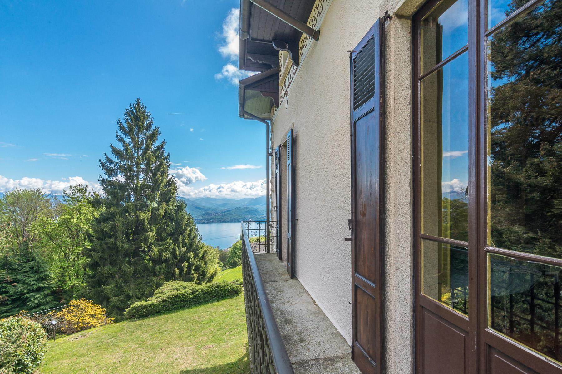Charming historic villa on the hills of Stresa - 24