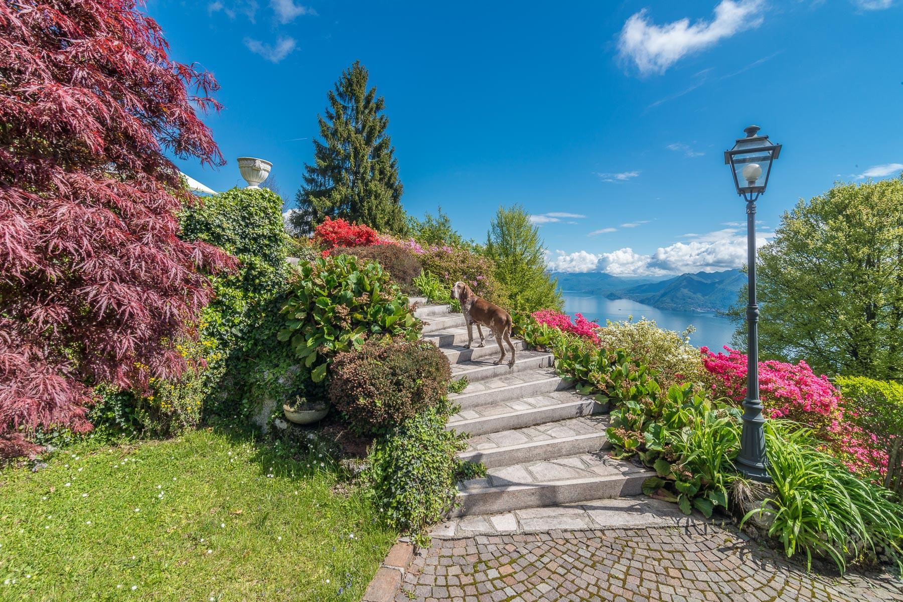 Charming historic villa on the hills of Stresa - 26