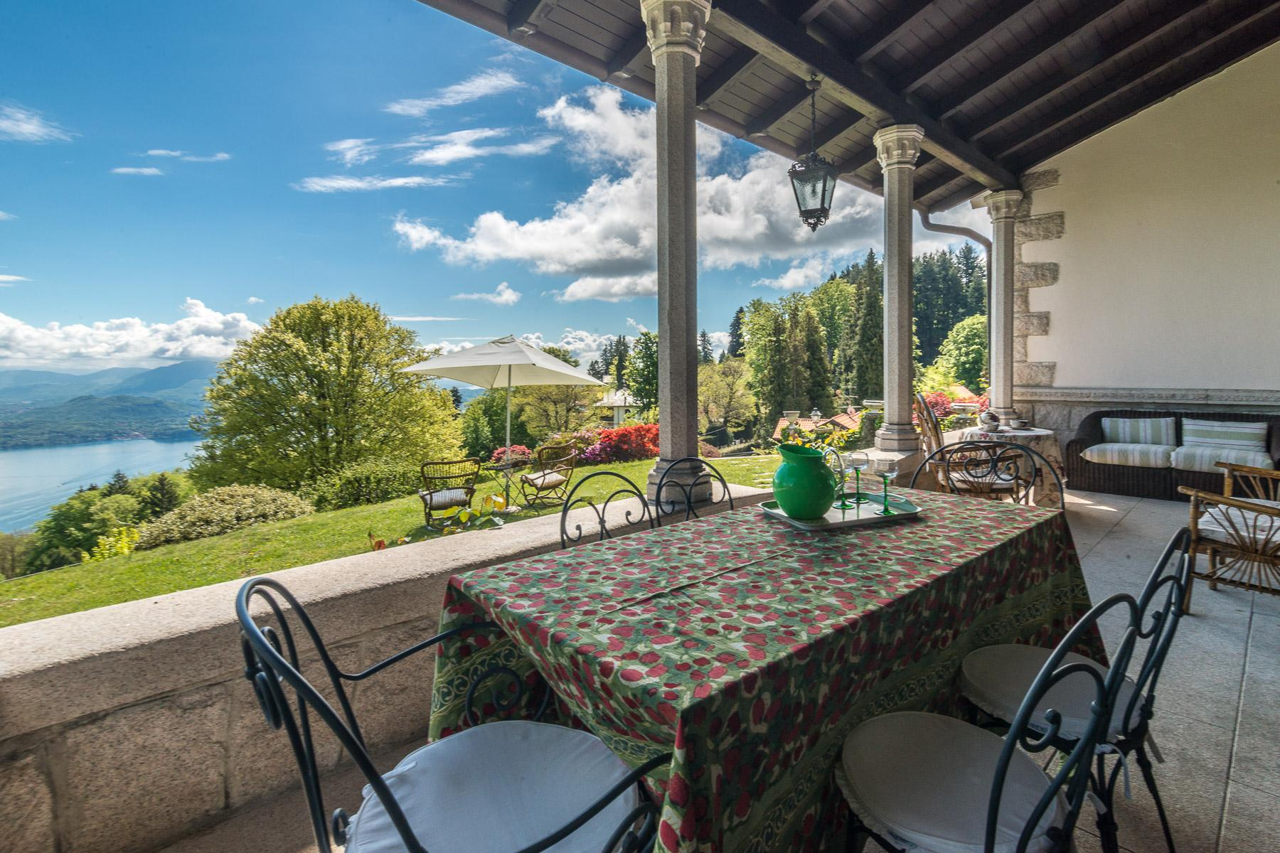 Charming historic villa on the hills of Stresa - 10
